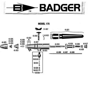Badger 175 | Crescendo ohne Zubehör