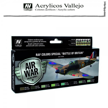 Vallejo | Air War | RAF Colors Special ´´Battle of Britain´´