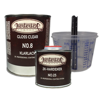 Gloss Clear No.8 | Set B2