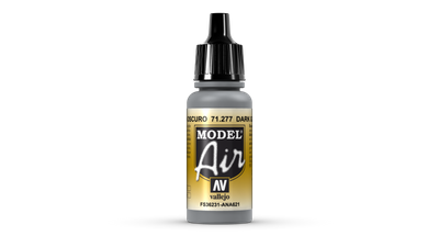 Vallejo | Model Air | 17ml | Dunkel Gull Grau