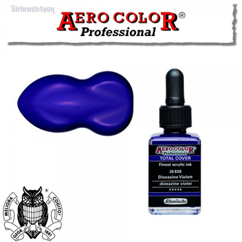 Aero Color Total Cover | Dioxazine Violett