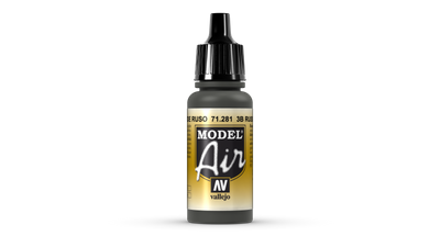 Vallejo | Model Air | 17ml | 3B Russian Green