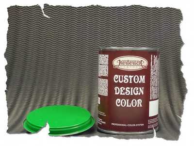 Custom Design Color | Basics | Green | 1,0ltr. – Bild 3