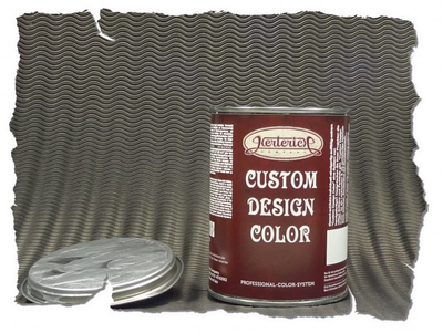 Custom Design Color | Basics | Silver Metallic | 0,5ltr. – Bild 3