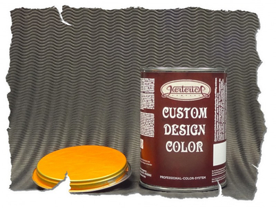 Custom Design Color | Basics | Orange 09 | 0,5ltr. – Bild 3