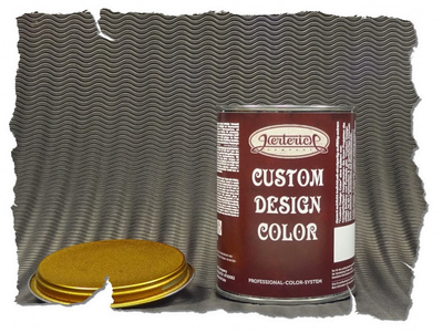 Custom Design Color | Classic Candy | Gold | 1,0ltr. – Bild 3