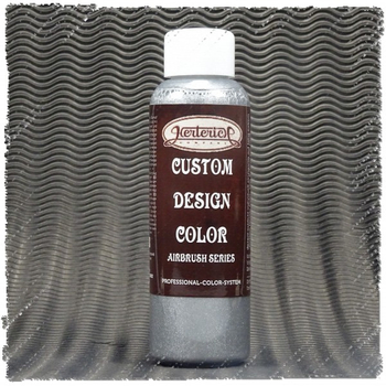 Custom Design Airbrush Color | Basic | Silver Metallic – Bild 3