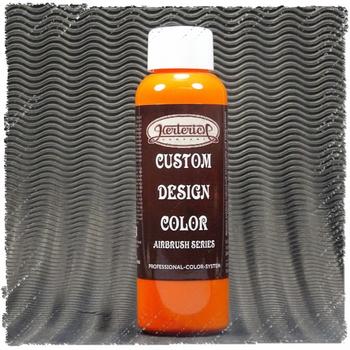 Orange 09 Basic | Custom Design Color | Airbrush Serie