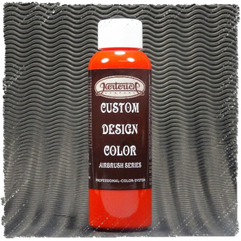 Custom Design Airbrush Color | Basic | Red – Bild 3