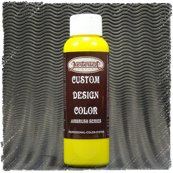 Custom Design Airbrush Color | Basic | Yellow – Bild 3