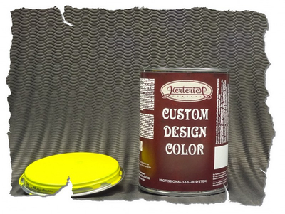 Custom Design Color | Basic | Yellow | 0,5ltr. – Bild 3