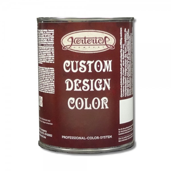 Custom Design Color | Non Gloss | Black 0,5ltr. – Bild 2