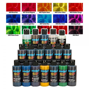 Complete Master Set | Candy²O Airbrush-Effect-Color – Bild 1