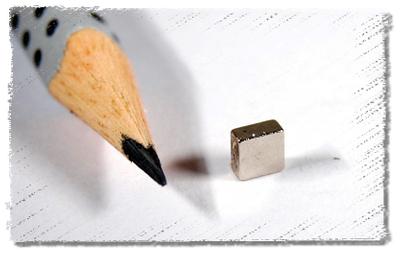 Magnet | Quader | 20 Stck. | 4 x 4 x 2mm – Bild 1