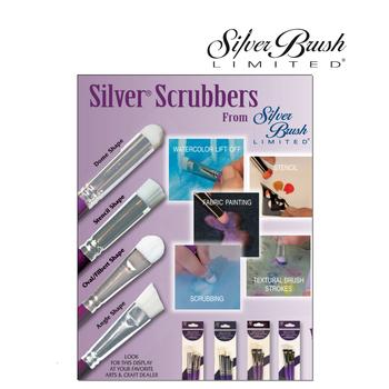 Silver Scrubber Set – Bild 1