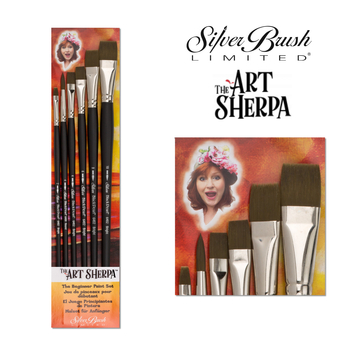The Art Sherpa | Beginner Set