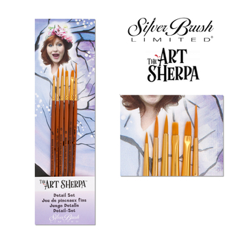 The Art Sherpa | Detail Set