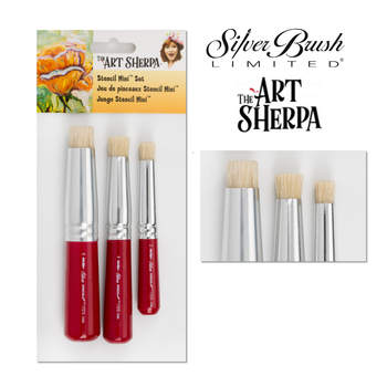 The Art Sherpa | Stencil Mini Set