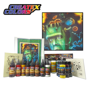 Frankensteam Box Set | Createx Airbrushcolors