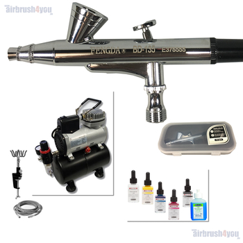 BD 135 | Airbrush Basis Set 186 – Bild 7