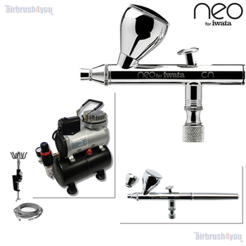 neo | Airbrush Basis Set – Bild 1