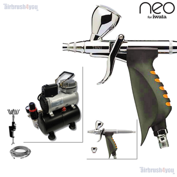neo | Airbrush Basis Set – Bild 3