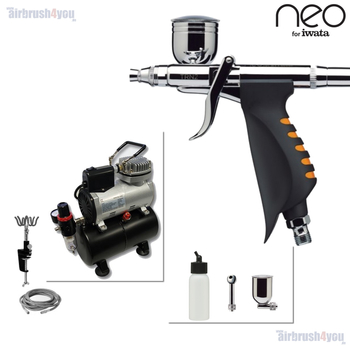 neo | Airbrush Basis Set – Bild 4