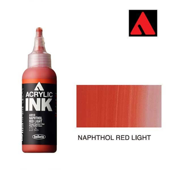 Acrylic INK 100ml - Naphthol Red Light