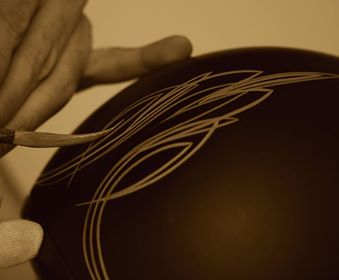 Pinstriping Workshop mit Arne Hübner |29.Sept. 2018 – Bild 3