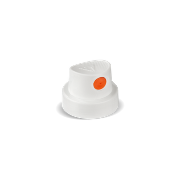 CAP | Silent Fat | white/orange – Bild 3