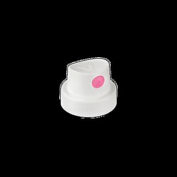 CAP | Super Fat | weiss/pink – Bild 3