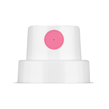 CAP | Super Fat | white/pink – Bild 2