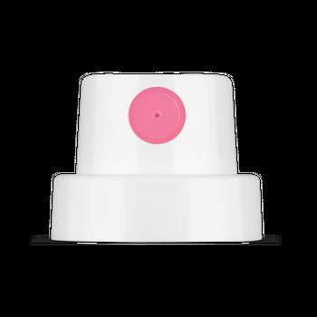 CAP | Super Fat | weiss/pink – Bild 2