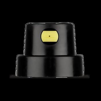 CAP | Flachstrahl Artist 1 | schwarz/gelb – Bild 2