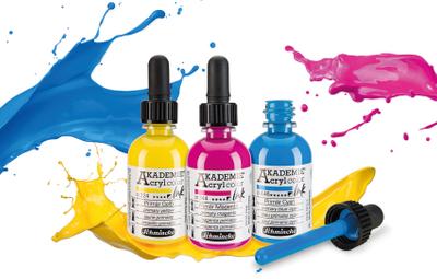 Akademie Color | Acryl Ink – Bild 1
