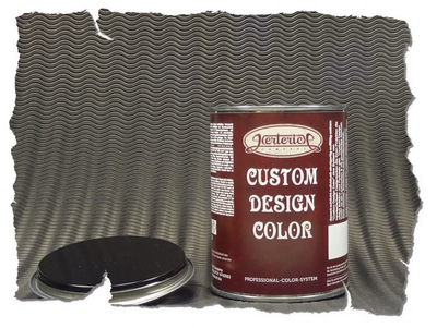 Custom Design Color | Basics | Infinity Black | 1,0ltr. – Bild 3