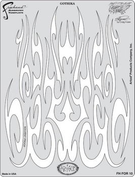 Artool | Flame 0 Rama2 | Gothica