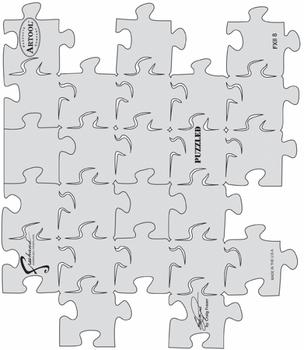 Artool | Kustom  FXII | Puzzled
