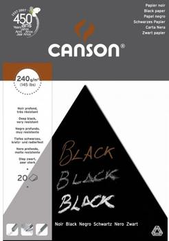 Canson | Pop Black