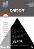 Canson | Black