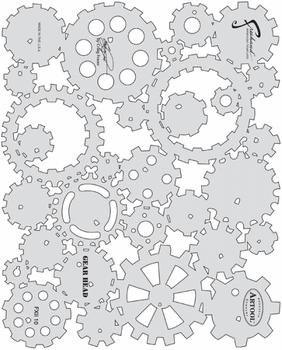 Artool | Mini Schablonen Set | FXII – Bild 3