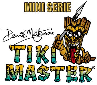 Artool | Mini Schablonen Set |  Tiki Master – Bild 1