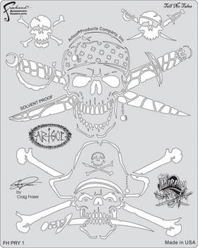 Artool | Piracy SET | ALL 6 – Bild 5