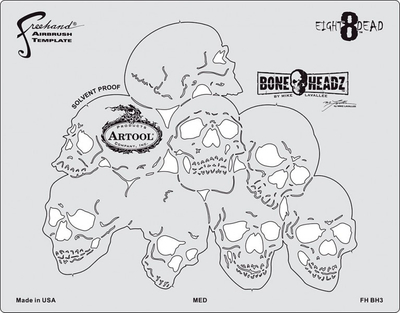 Artool | Bone Headz | Eight Dead