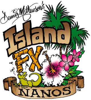 Artool | Nano Schablonen Set | Island FX – Bild 1