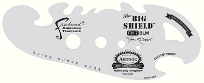 Artool | Freehand | Big Shield Special Edition – Bild 2