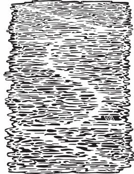 Artool | Mini Schablonen Set | Texture FX 2 – Bild 2