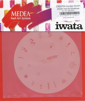 Medea | Nail-Art | 4th. Of July