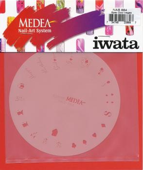 Medea | Nail-Art | Special / Vegas
