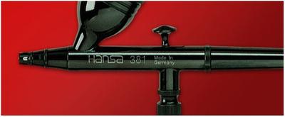 Hansa 381 black – Bild 1
